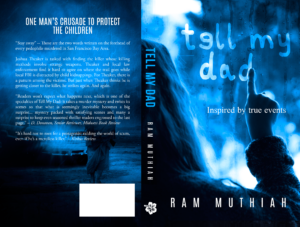 """Tell My Dad"" book cover"